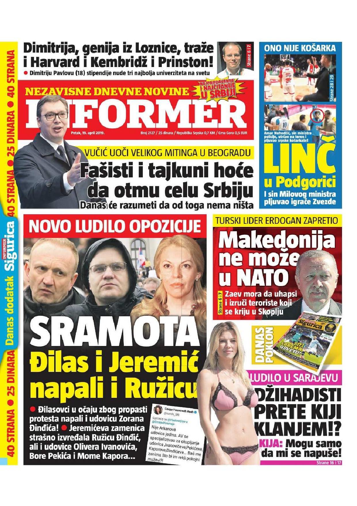 Simon Gipps Kent Top 10 Dnevne Novine Blic Republika Srpska